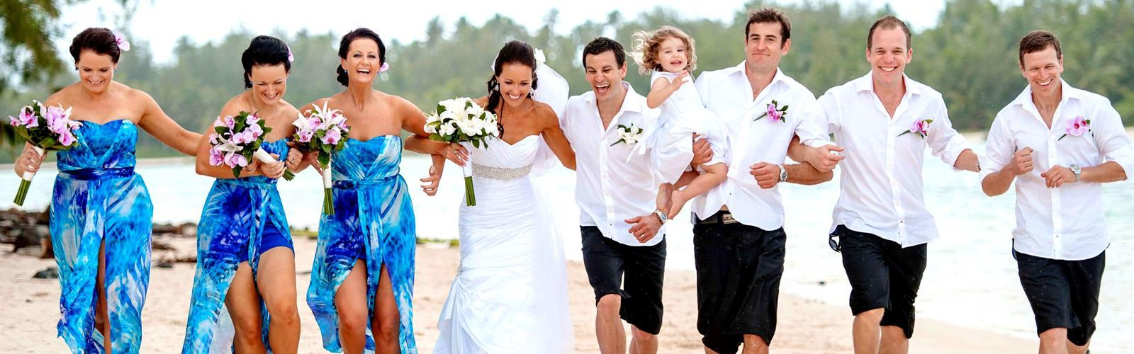 Wedding Packages Rarotonga Weddings Attractions Cook